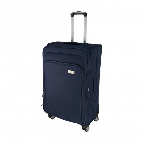 Дорожный чемодан на колесиках большой Luggage HQ (77х45 см)
