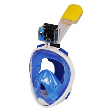 Маска для снорклинга Easybreath, подводная маска для плавания