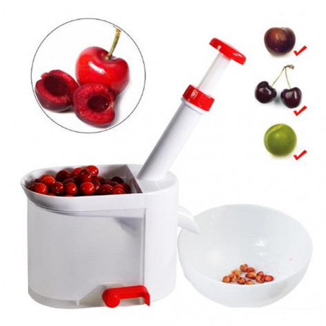 Прибор для удаления косточек Черри Питер (Cherry Pitter)