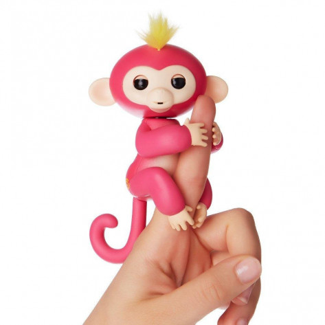 Интерактивная обезьянка на палец Fingerlings Baby Monkey (Фингерлингс Бейби Манки)