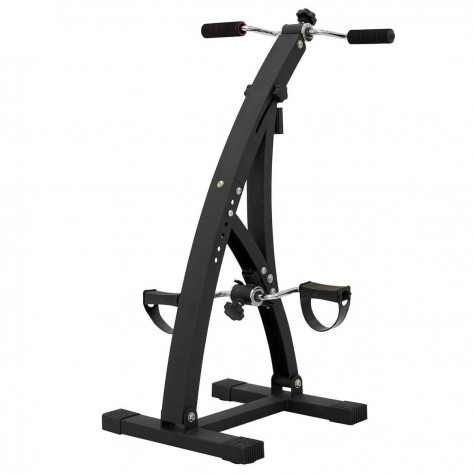 Велотренажер для дома, кардиотренажер для похудения Dual Bike