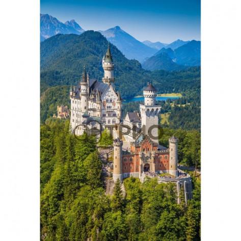 Настенный пленочный обогреватель картины Трио Замок