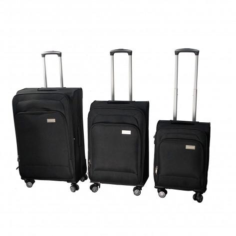 Набор чемоданов 3 штуки