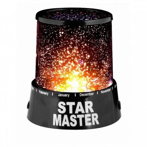 Светильник-ночник Star Master (Стар Мастер), проектор звездного неба
