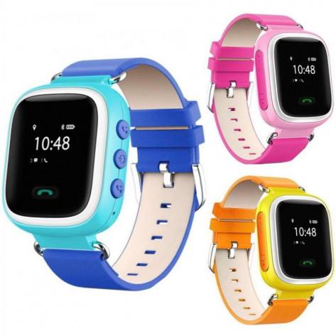 Смарт-часы для детей Q80 1.44, розовый